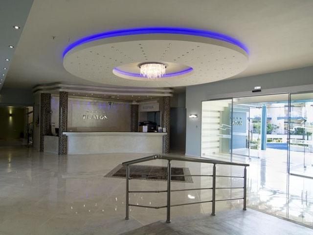 Grand Platon Hotel: