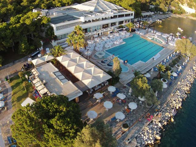 Special Offer for Ramada Loutraki Poseidon Resort - Great Early Bird 2020 up to 35% !! LIMITED TIME !!