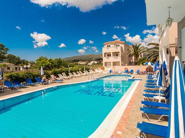 Garden Palace Hotel Laganas -