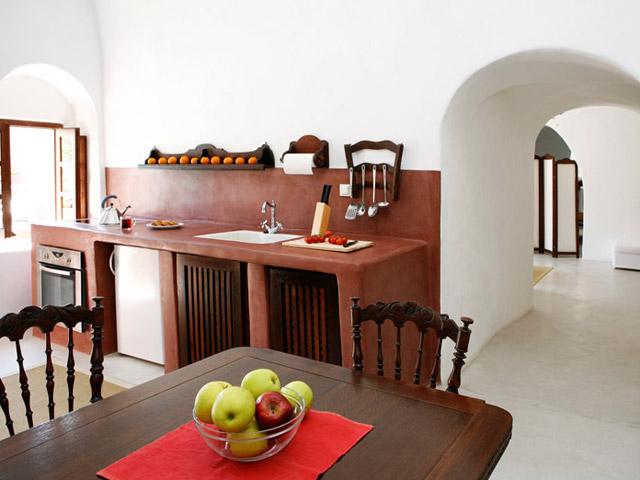 Villa Io: Room
