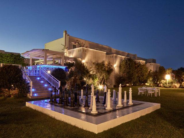 Lagos Mare Hotel -