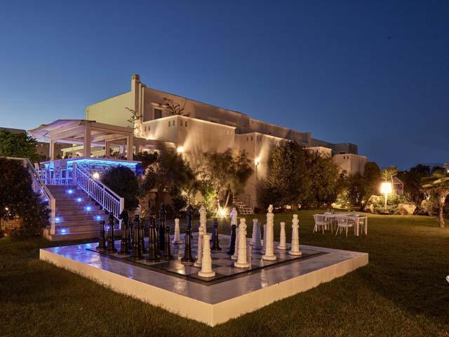 Lagos Mare Hotel:
