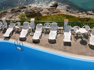 Erofili Beach Hotel - Swimming Pool