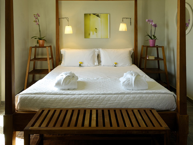 Emelisse Art Hotel: Bedroom
