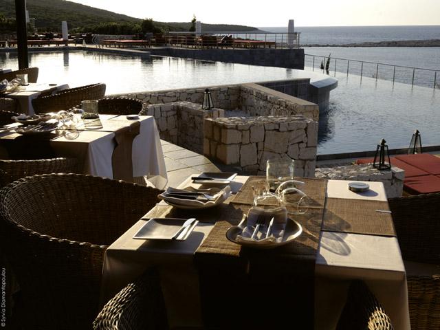 Emelisse Art Hotel: Restaurant