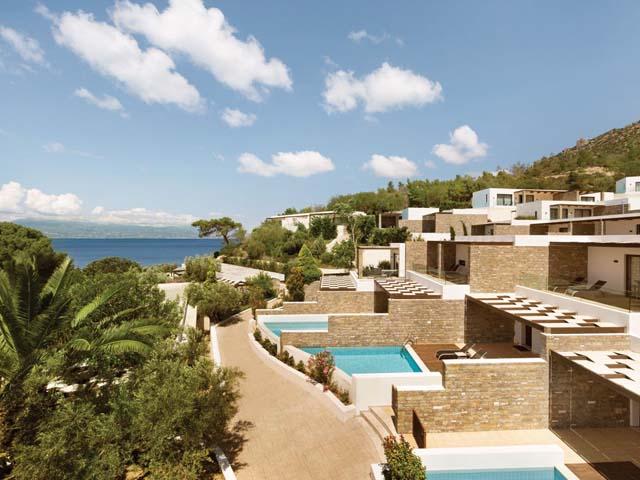 Wyndham Loutraki Poseidon Resort: