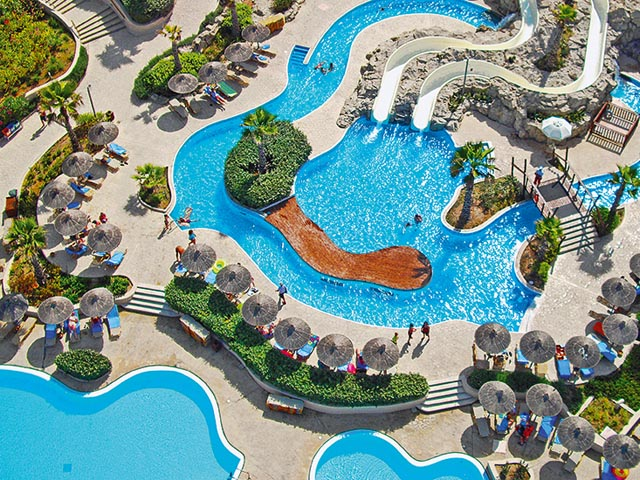Special Offer for Grecotel Olympia Oasis Aqua Park - Special Offer up to 25% Reduction !! LIMITED TIME !!