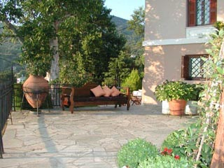 Vogiatzopoulou Mansion - Exterior View