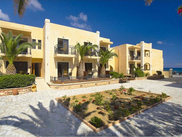 Atlantis Beach Hotel - Exterior View