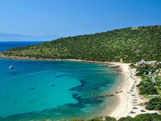 Kempinski Hotel Barbaros Bay: Beach