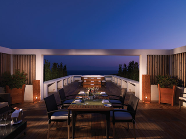 Kempinski Hotel Barbaros Bay: Presidential Suite Terrace