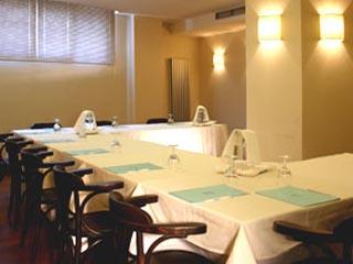 Daphne Hotel: Meeting Room