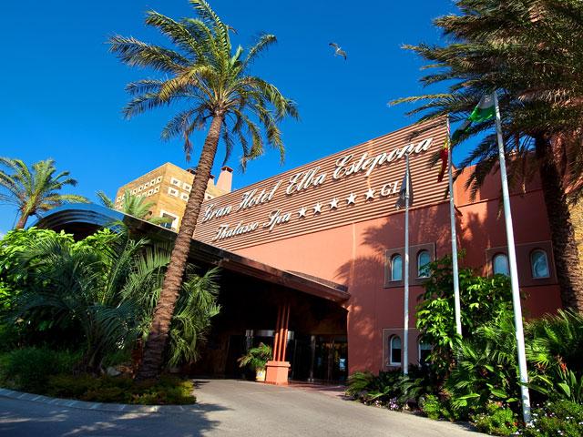 Gran Hotel Elba Estepona & Thalasso Spa: Entrance