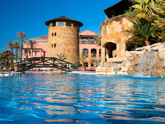 Gran Hotel Elba Estepona & Thalasso Spa: Swimming Pool