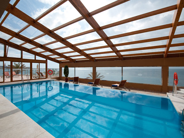 Gran Hotel Elba Estepona & Thalasso Spa: Indoor Swimming Pool