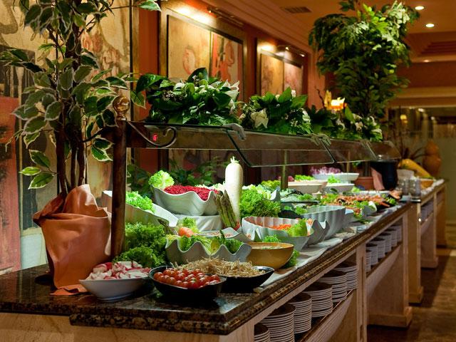 Gran Hotel Elba Estepona & Thalasso Spa: Bouffe