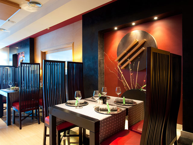Gran Hotel Elba Estepona & Thalasso Spa: Restaurant