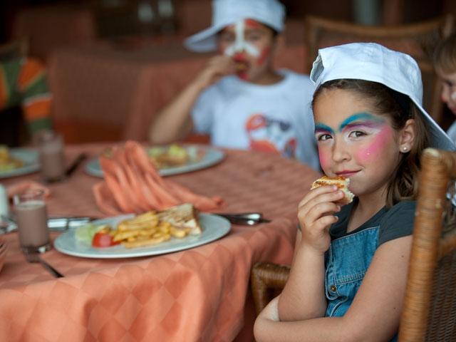 Gran Hotel Elba Estepona & Thalasso Spa: Kids