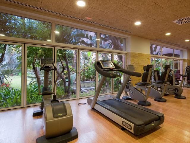 Gran Hotel Elba Estepona & Thalasso Spa: Gym