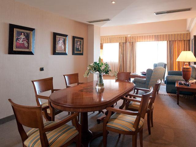 Gran Hotel Elba Estepona & Thalasso Spa: Dining Room