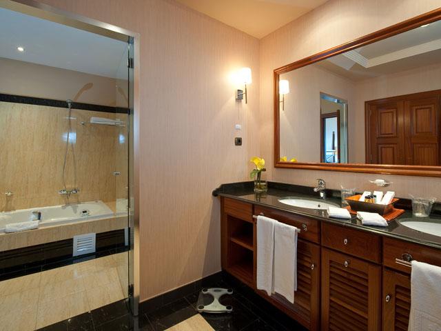 Gran Hotel Elba Estepona & Thalasso Spa: Bathroom