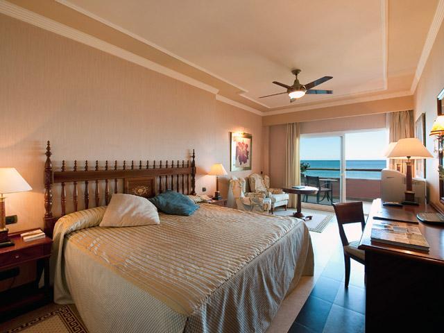Gran Hotel Elba Estepona & Thalasso Spa: Bedroom