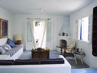 Heaven Hotel: Living Room House 4