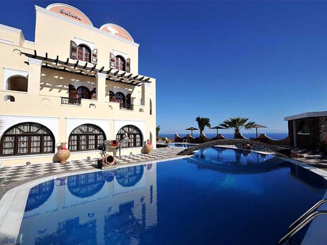 Blue Suites Hotel & Apartments: