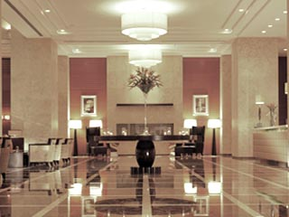 Grosvenor House West Marina Beach: Lobby