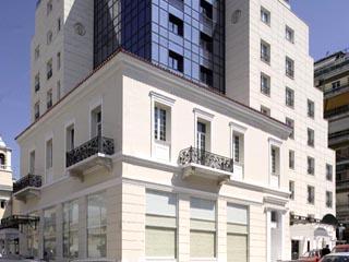 Piraeus Theoxenia Hotel - Exterior View