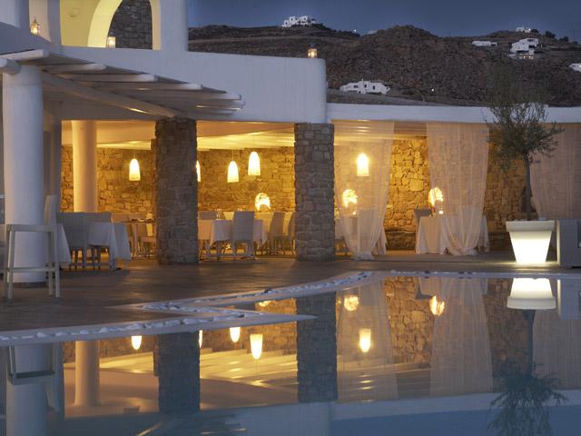 Rocabella Art Hotel U0026 Spa Mykonos   Exterior ...