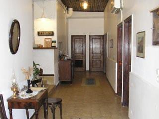 Gythion Traditional Hotel - Corridor