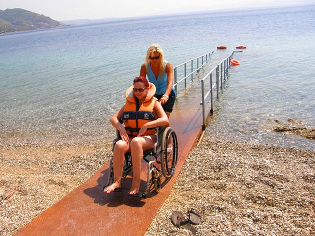 Sirens Resort - Disableds: