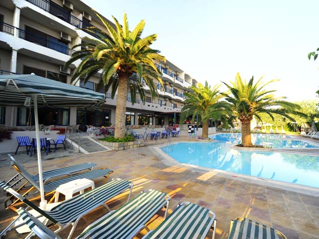 Orion Hotel: