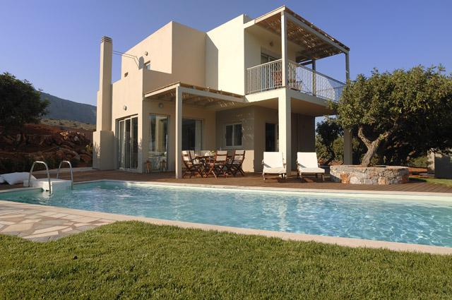 Elounda Carob Valley Villas Exterior View