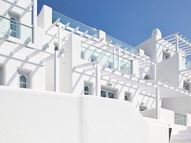 Belvedere Suites Santorini Luxury Hotels Resorts In Fira