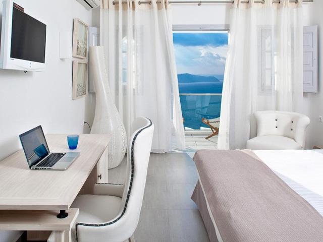 Belvedere Suites Santorini: Junior Suite