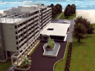 Cronwell Platamon Resort: Panoramic View - Maquette