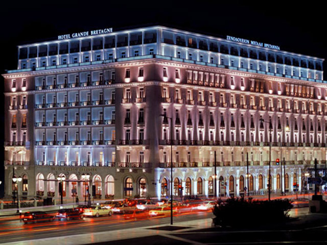 Grande Bretagne Hotel