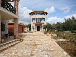 Villa Contessina Valeriana - Exterior View