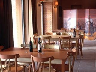 Domaine Helios Suites by Semeli: Taverna