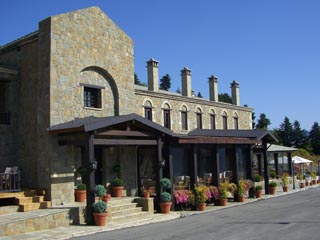 Astrovolia Hotel - Exterior View