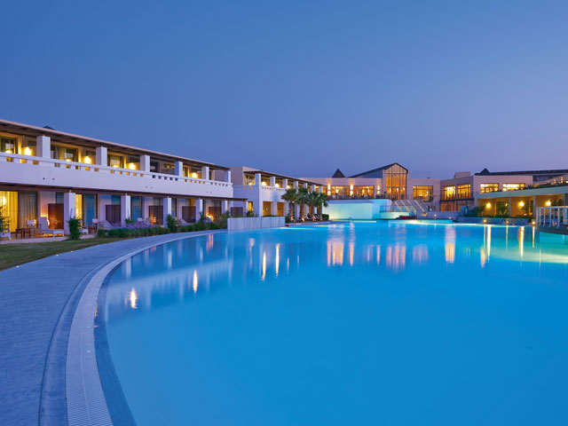 Cavo Spada Luxury Resort & Spa: Exterior View