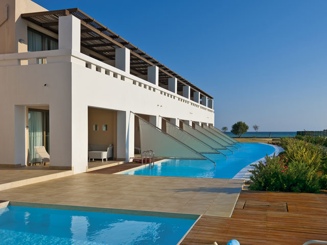 Cavo Spada Luxury Resort & Spa: Private Pools
