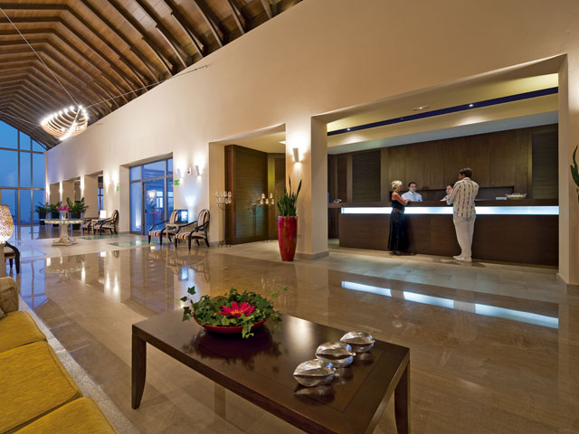 Cavo Spada Luxury Resort & Spa: Reception
