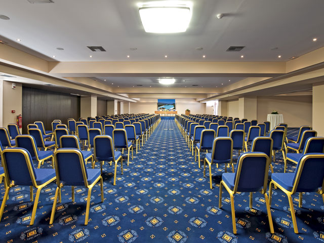 Cavo Spada Luxury Resort & Spa: Conference Area