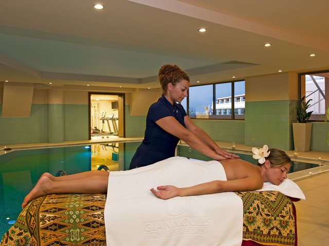 Cavo Spada Luxury Resort & Spa: Massage