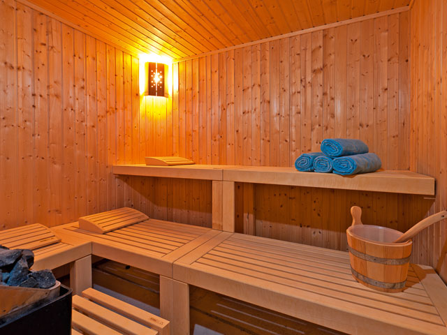 Cavo Spada Luxury Resort & Spa: Sauna