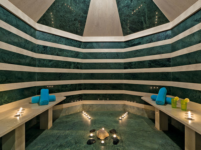 Cavo Spada Luxury Resort & Spa: Hammam