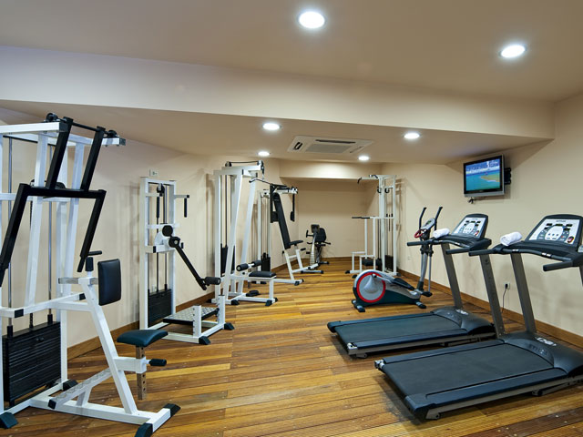 Cavo Spada Luxury Resort & Spa: Fitness Room